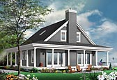 House Plan 76423