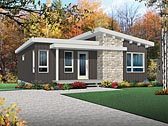 Plan Number 76436 - 2064 Square Feet