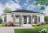 House Plan 76437