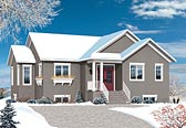 House Plan 76446
