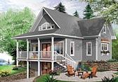 House Plan 76453