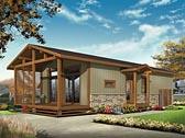 House Plan 76459
