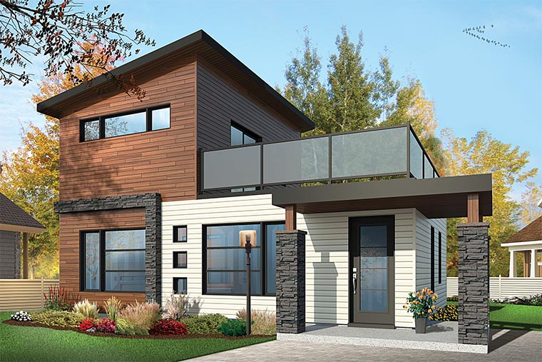 House Plan 76461 At
