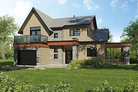 House Plan 76465