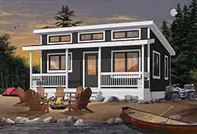 House Plan 76472