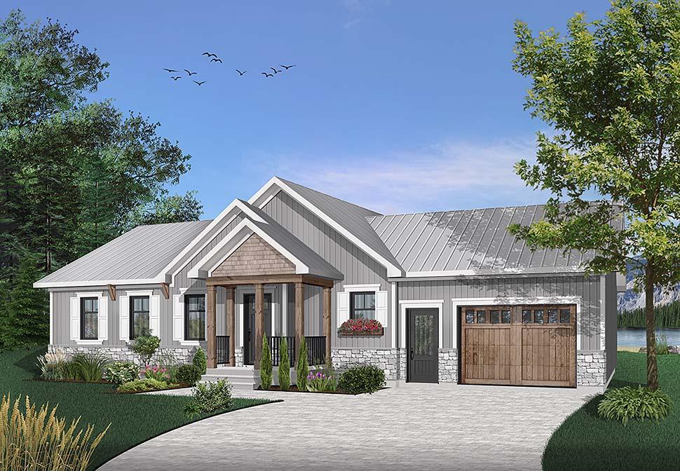 House Plan 76478
