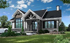 House Plan 76482