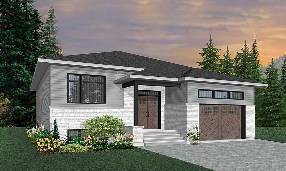 House Plan 76484