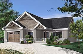 House Plan 76492
