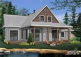 Plan Number 76505 - 2221 Square Feet