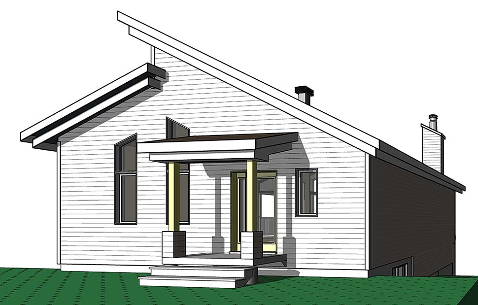 Modern House Plans Find Your Modern House Plans Today