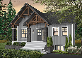 House Plan 76528