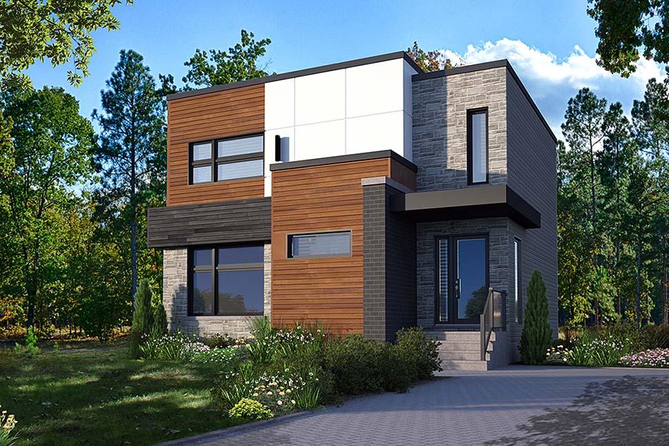 House Plan 76537