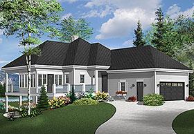 House Plan 76541