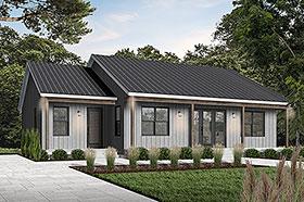House Plan 76545