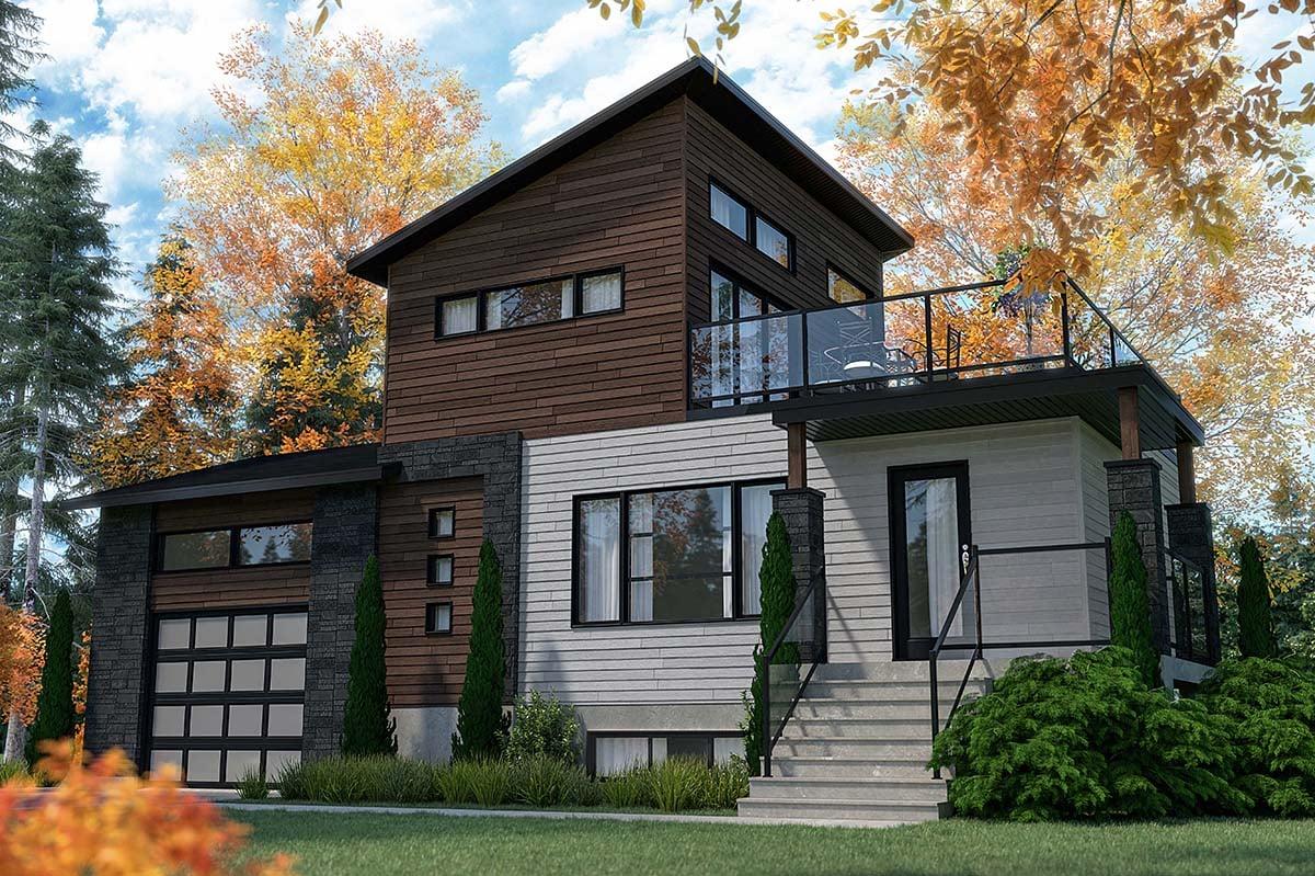 House Plan 76547