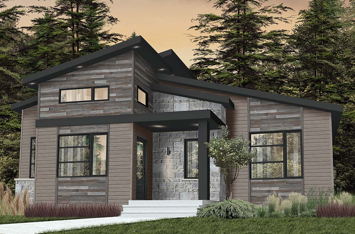 House Plan 76549
