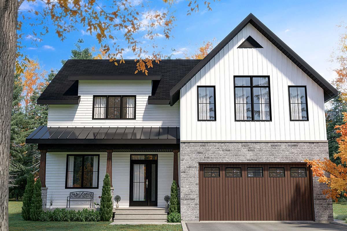 House Plan 76551