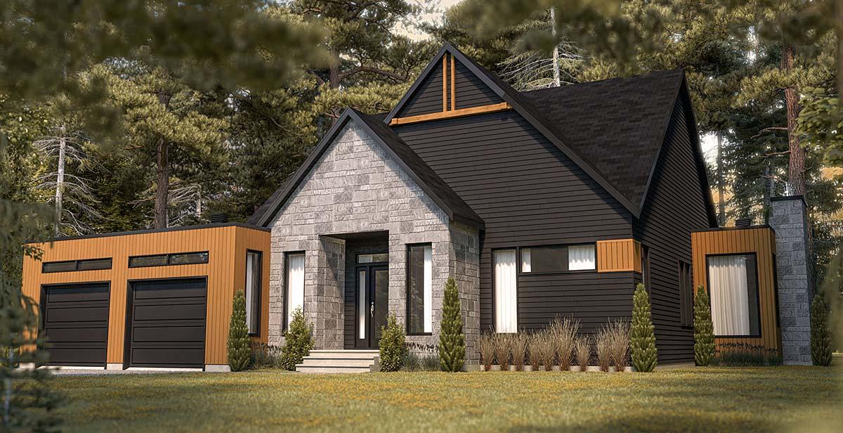 House Plan 76552