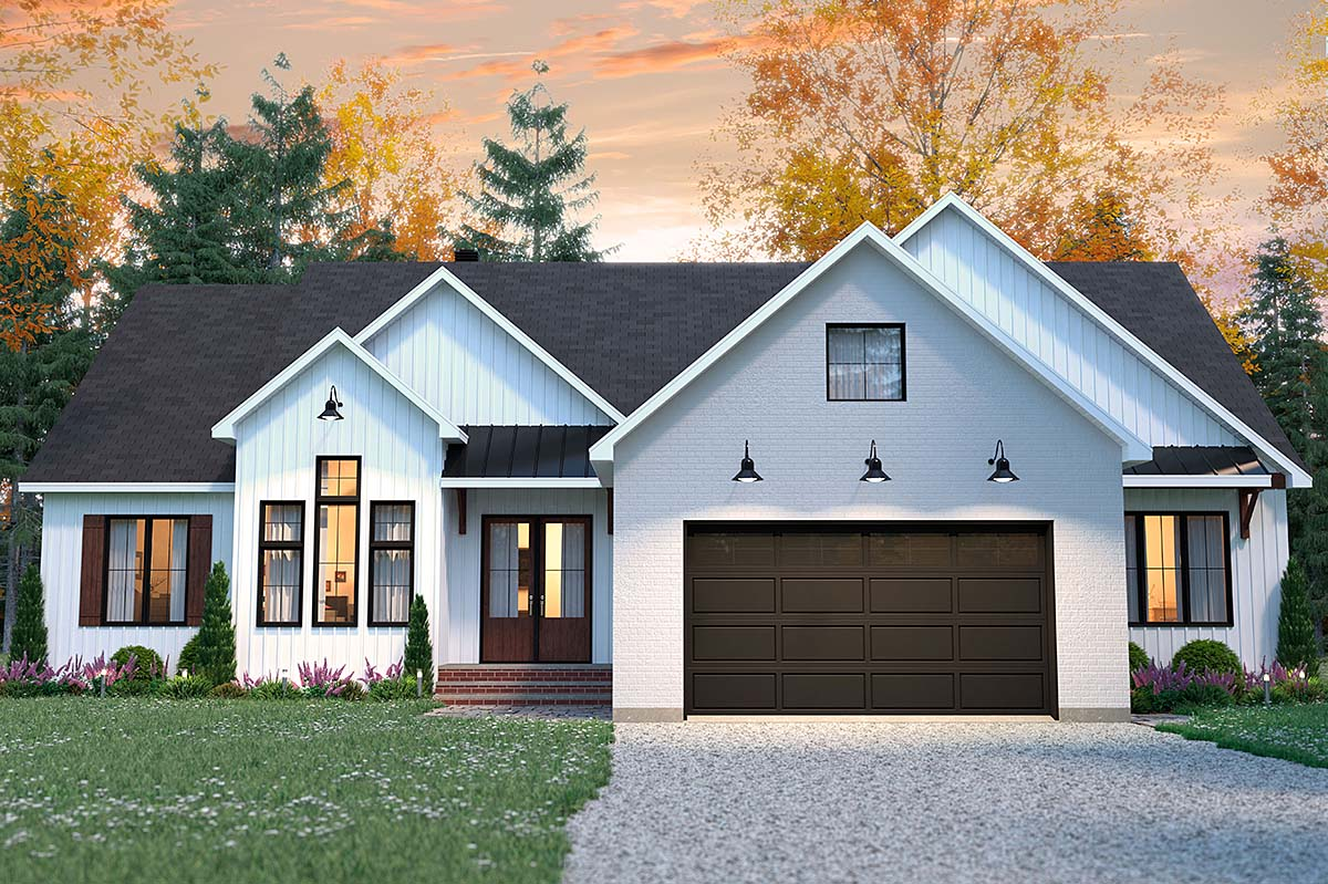House Plan 76554