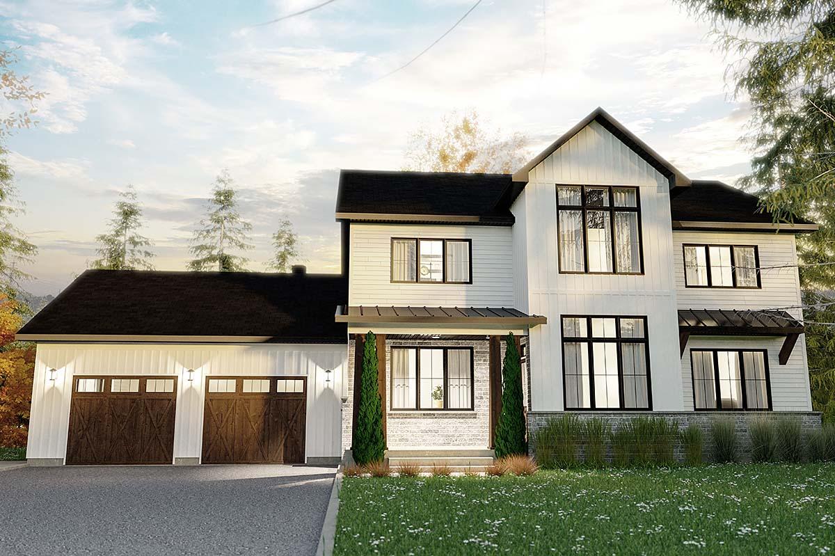 House Plan 76555