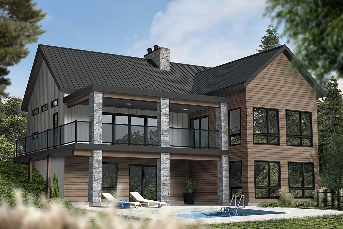 House Plan 76566