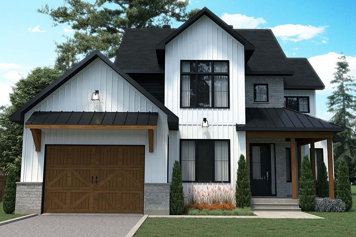 House Plan 76569