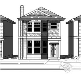 House Plan 76803