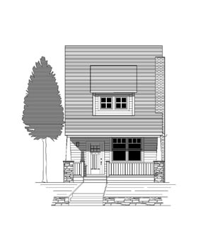 Plan Number 76806 - 1564 Square Feet