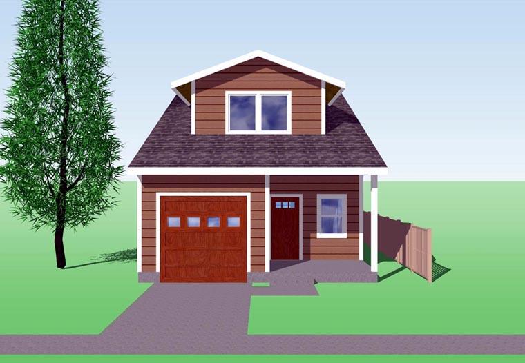 House Plan 76807