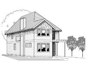House Plan 76814
