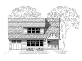 House Plan 76816