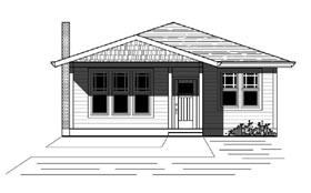 House Plan 76819
