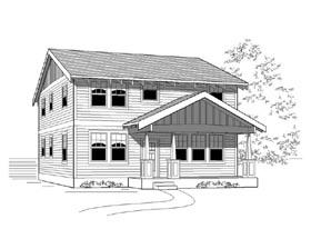 House Plan 76823