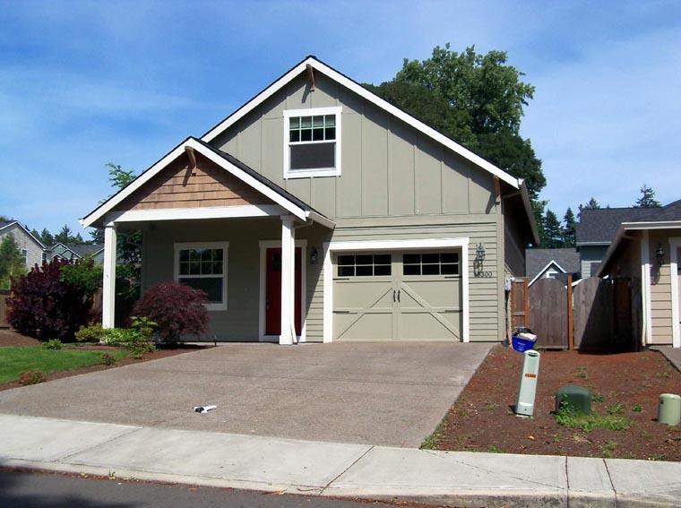 House Plan 76832