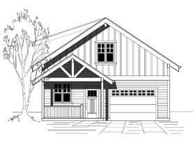 House Plan 76834