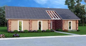 House Plan 76903