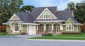 House Plan 76929