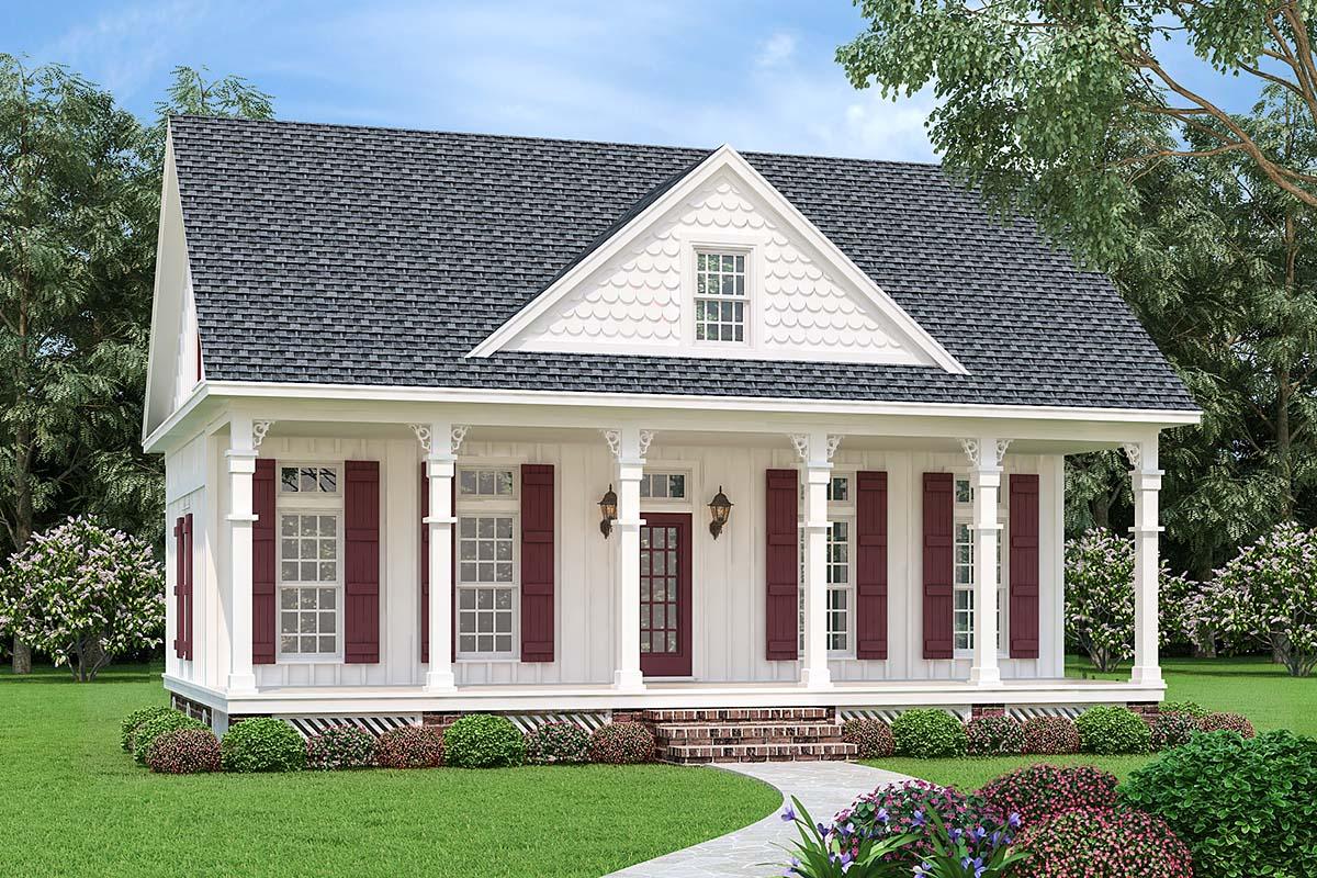 House Plan 76937