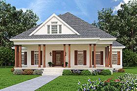 House Plan 76941