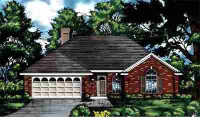House Plan 77010