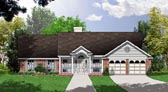 Plan Number 77041 - 1764 Square Feet