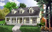 Plan Number 77049 - 1815 Square Feet