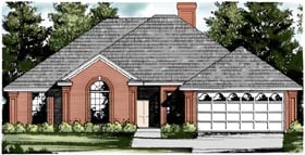Plan Number 77052 - 1839 Square Feet