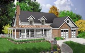 Plan Number 77054 - 1875 Square Feet