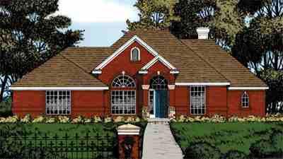 House Plan 77055