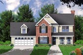 Plan Number 77058 - 1896 Square Feet