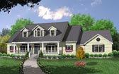 Plan Number 77063 - 1919 Square Feet