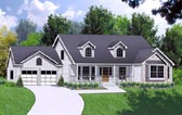 Plan Number 77064 - 1944 Square Feet