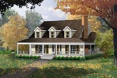 Plan Number 77080 - 2143 Square Feet
